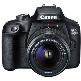 Canon EOS 4000D DSLR Body With EF-S 18-55mm III Lens Kit thumbnail